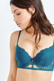 WS push-up lace bra (32-36 A-C)