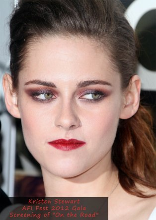 Kristen Stewart - AFI Fest 2012 Gala Screening of On the Road