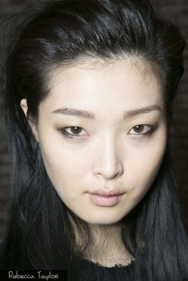 F/W 2013-14 makeup trend: Grunge Eyes - Rebecca Taylor