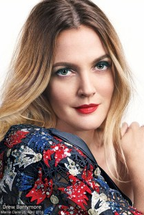 Drew Barrymore (Marrie Claire magazine)