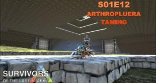 Lets Talk Gaming - Survivors of the Last Ark - S01E12 - Centipede : Arthropluera Taming - Site
