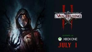 Incredible Adventures of Van Helsing II - XBox One