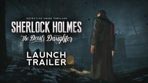 Sherlock Homes:The Devil's Daughter