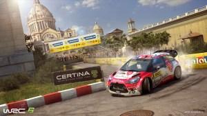 WRC6 Artwork Citroen Lefebvre Spain