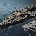 Dreadnought - Destroyer Customisation