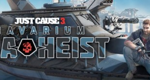 Just Cause 3: Bavarium Sea Heist DLC