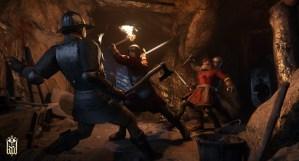 Kingdom Come: Deliverance - Cave Fight