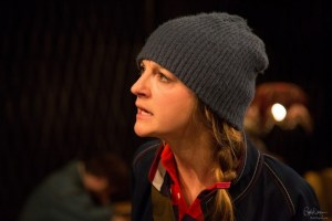 Lisa Sobin as Jackie. Photo Bob Degus