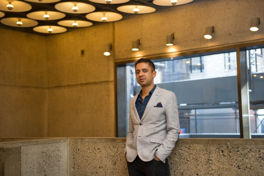 Vijay Iyer, creator of Relation: A Performance Residency, at the Met Breuer March 18 - 31, 2016