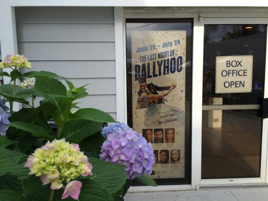 Bay Street Theater, Sag Harbor, Long Island, and The Last Night of Ballyhoo