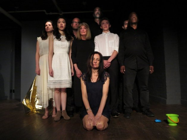 Fusion Theatre S Antigone By Anouilh Holds Many Thrills