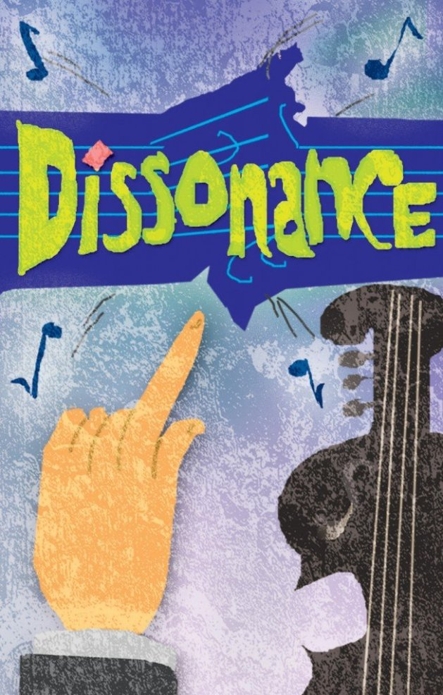 Dissonance by Damian Lanigan, directed by Lonny Price, at Bay Street Theatre in Sag Harbor, Long Island