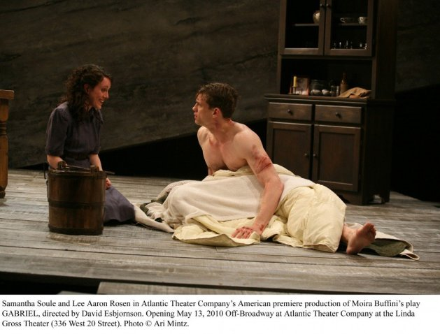 Gabriel by Moira Buffini | Directed by David Esbjorn | Atlantic Theater Company