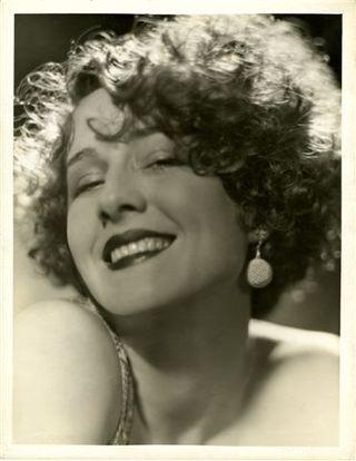 "Norma Shearer by George Hurrell, 1930, gelatin silver print, 13 x 10"". Photo: Grolier Club"