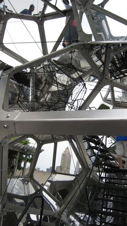 Tomas Saraceno | Cloud City