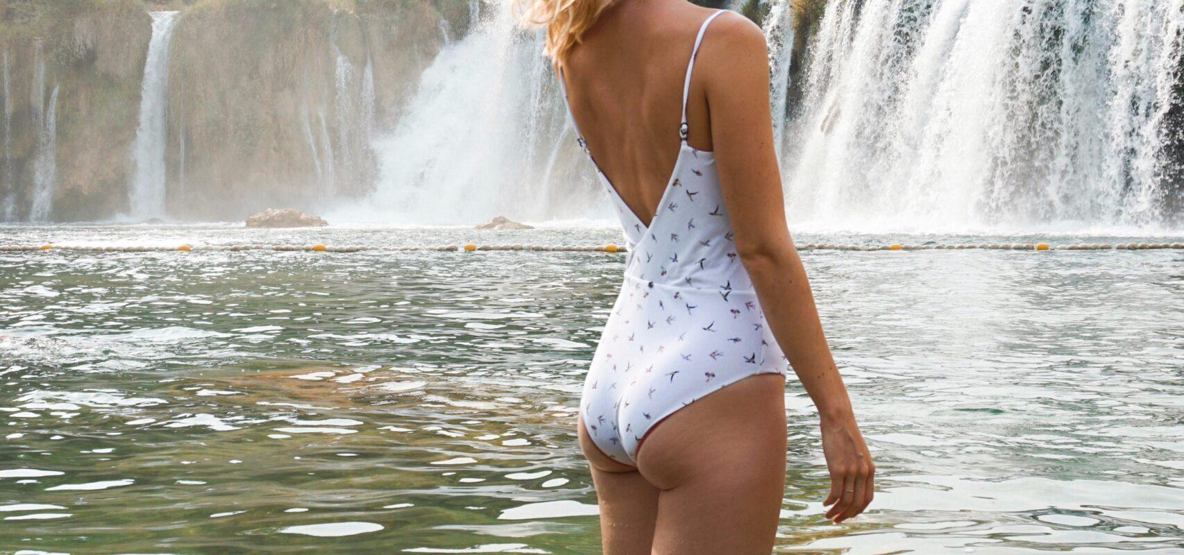 Sustainable swimwear fabrics