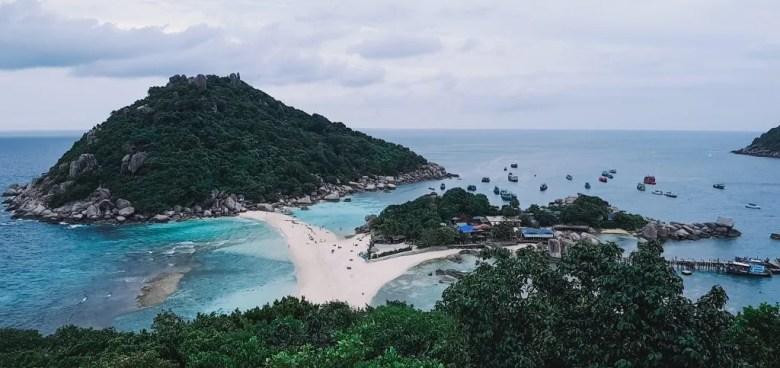 Koh Nang Yuan, Thailand.