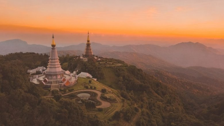 Chiang Mai is the most romantic city in Thailand