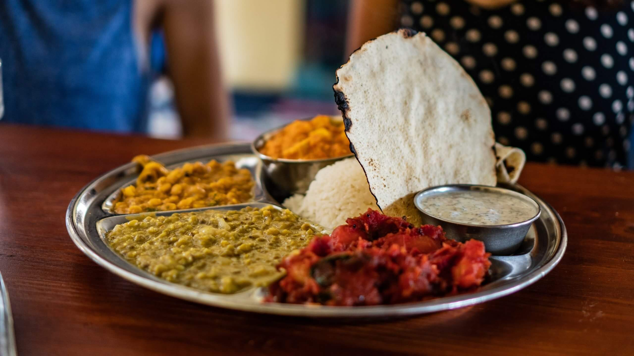 some delicious indian food that can be enjoyed at little india in Penang