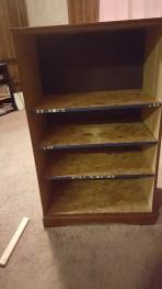 Adjustable shelves!