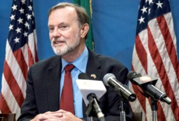 Centrafrique: à Bangui, le sous-secrétaire américain plaide pour la stabilité