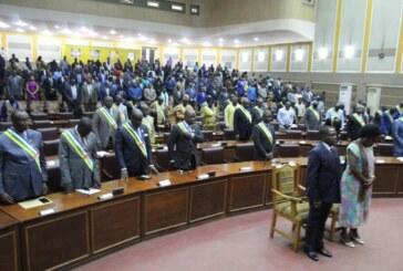 Centrafrique : Pourquoi l'assemblée nationale a été convoquée en session extraordinaire du 19 au 28 février 2020
