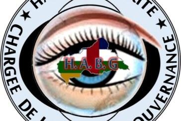 Centrafrique : la HABG contrôlée par la Cour des Comptes