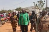 le président du MLPC Martin Ziguélé fait l'évaluation de la situation sécuritaire dans l'Ouham – Pendé après sa tournée
