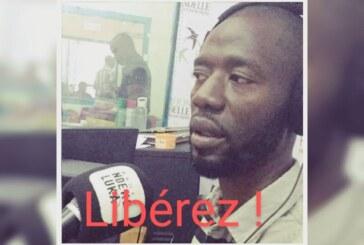 Centrafrique : l'activiste politique Fari Tahéruka Shabazz et prisonnier personnel du Gangster de Bangui mis en liberté provisoire !