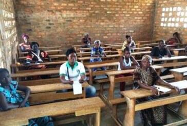 Centrafrique : Des femmes de la cité Jean 23 à Bangui créent des Associations Villageoises d'Epargne et de Crédit dénommées «AVEC»