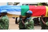 RCA: mort d'un casque bleu de la Minusca à Bangui, une enquête est ouverte