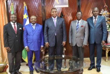 Centrafrique : l'Université de Bangui, une entité affiliée au MCU et au Gangster de Bangui sous la responsabilité du recteur Pr Syssa-Magale Jean-Laurent