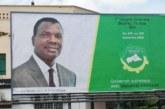 Centrafrique : cérémonie d'investiture du candidat de BêAfrika Ti E Kwé Mahamat Kamoun à la prochaine présidentielle