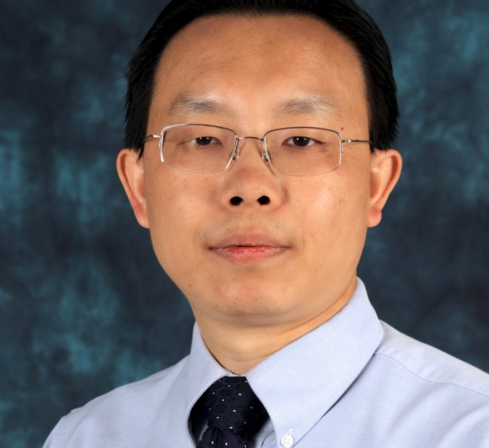 Photo portrait of pathologistQiu Jinxin