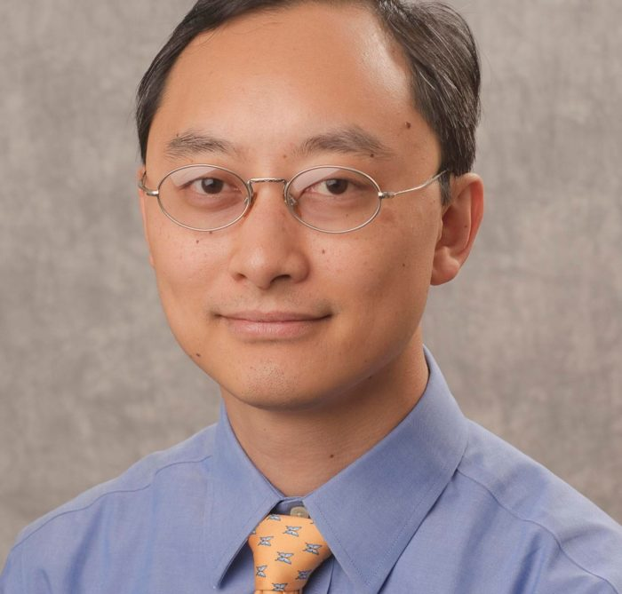 pancreatic cancer researcher Dr. Kenneth Yu