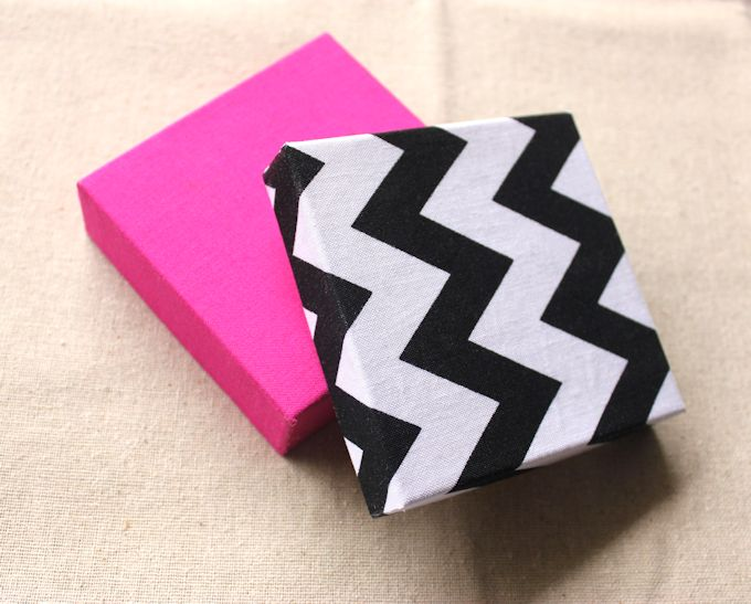 diy fabric covered jewelry gift box 3