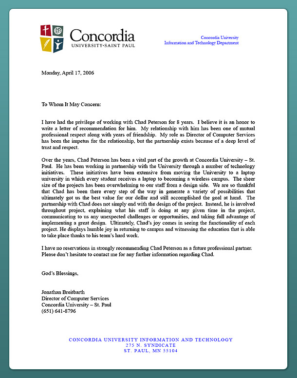 Reference Letter Resume Template. Character Reference In Resume