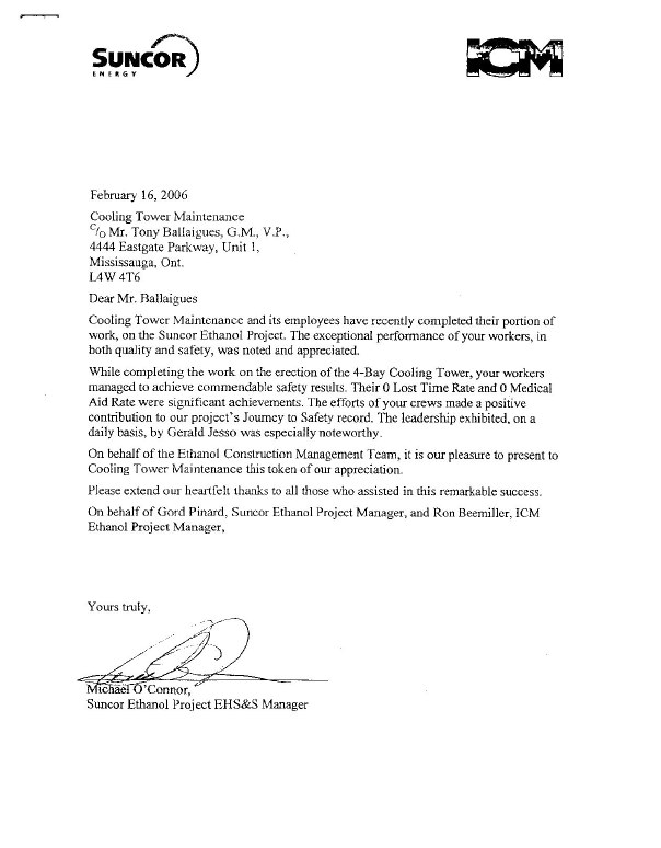 Sample Of Good Recommendation Letter For Employment Printable