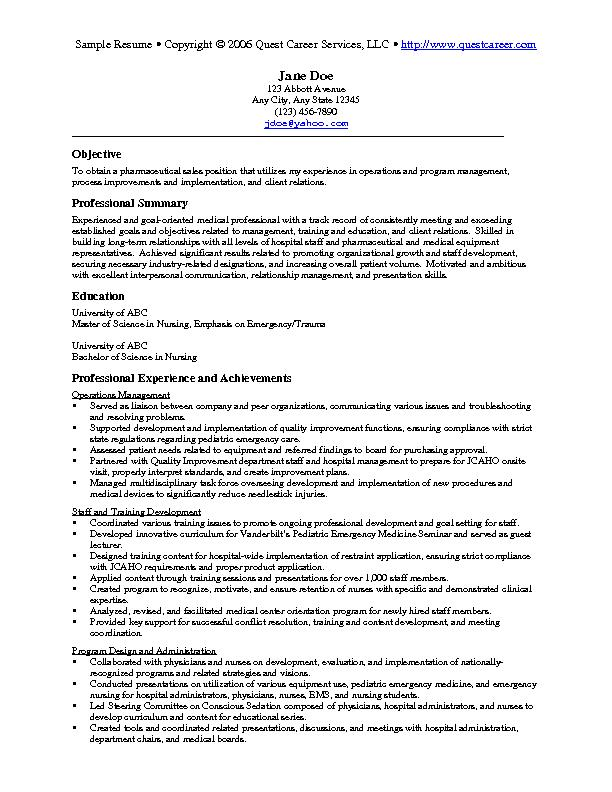 Format Of Writing A Resume. Example Of Good Resume Examples Of
