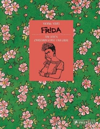 frida kahlo in bilderbuch und graphic novel letteraturen. Black Bedroom Furniture Sets. Home Design Ideas