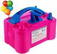 Electric Air Balloon Pump and Balloon Tying Tool In One