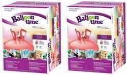 Balloon Time Jumbo 12 Helium Tank Blend Kit (2 Boxes)