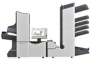 Hasler M8800i Commercial Paper Folder - Paper Inserter