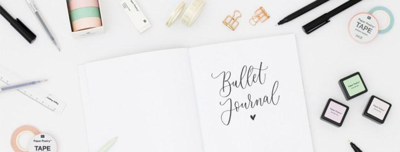 Anleitung Bullet Journal starten