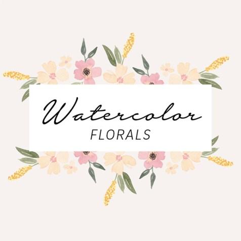 Watercolor Florals : Aquarellblumen malen. Aquarell Kurs in Bremen