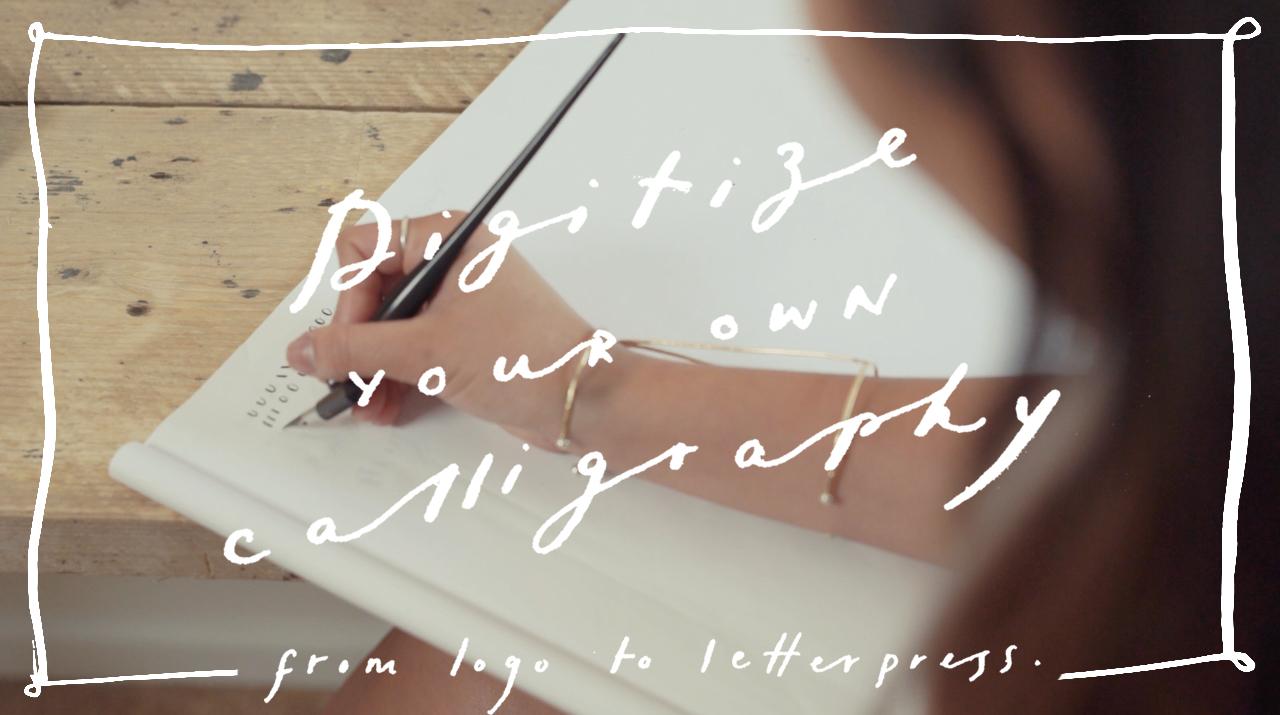 BelindaLoveLee-Skillshare - Lettering Tutorial