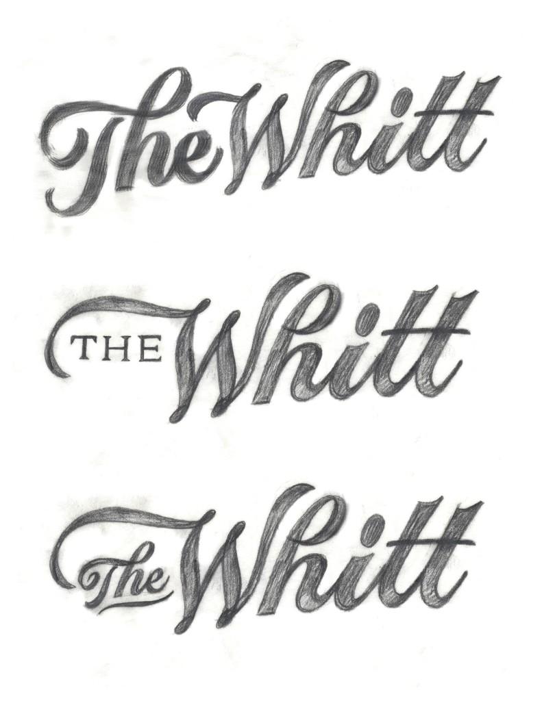 Scott Biersack Skillshare - Lettering Tutorial