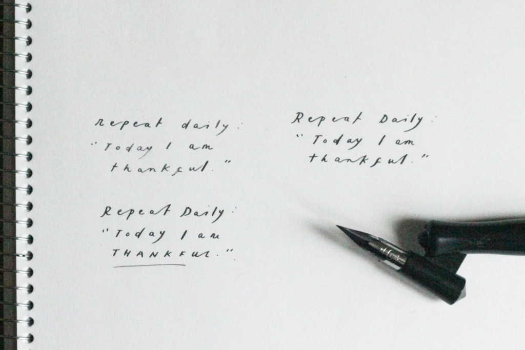 Belinda Love Lee Quote Practice 2 - Lettering Tutorial