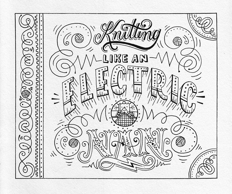 Mary Kate McDevitt Skillshare - Lettering Tutorial