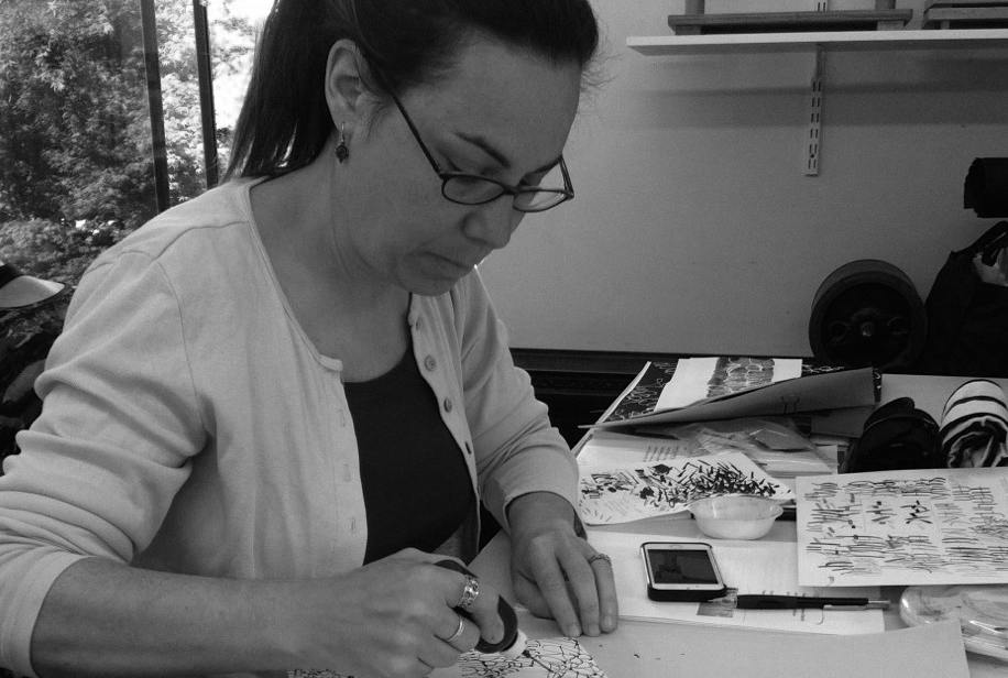 Cora Pearl Interview – College Calligraphy Teacher